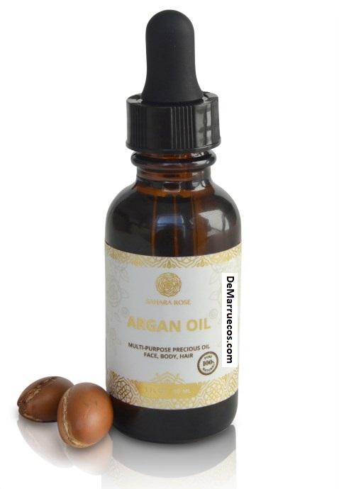 aceite de argan marroqui puro