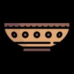 cuencos y tazones de marruecos